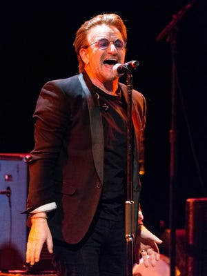 U2 frontman Bono's name surfaced during a search of the Paradise Papers, a document dump involving tax havens for the super-wealthy.