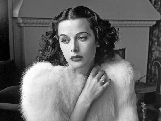 """""""Bombshell: The Hedy Lamarr Story"""" shows there was"""