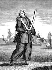 Pirate Anne Bonny