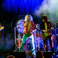 The Zeppelin experience, sans the big names