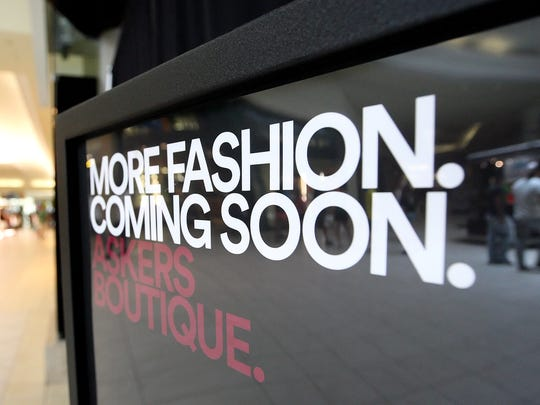 Askers Boutique is one of several new local stores opening soon in the Edison Mall.