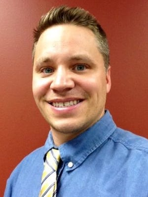 Greenville Town Administrator Joel Gregozeski