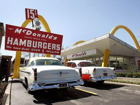 Mcdonalds A Fast Food History