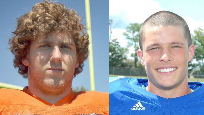 Anderson High School graduate Andrew Norwell and St. Xavier High School graduate Luke Kuechly will be playing for the Carolina Panthers in Super Bowl 50.