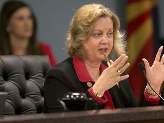 Arizona Corporation Commissioner Susan Bitter Smith