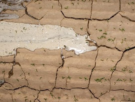 The drought contingency plan didn't solve anything. It simply bought us time to complete even more difficult work.