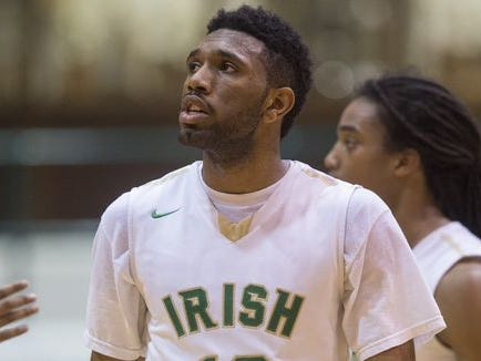 Eron Gordon of Cathedral announced his decision to attend Seton Hall.