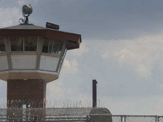 Prison officials on Thursday announced the operation was underway at St. Clair Correctional Facility in Springville, northeast of Birmingham.