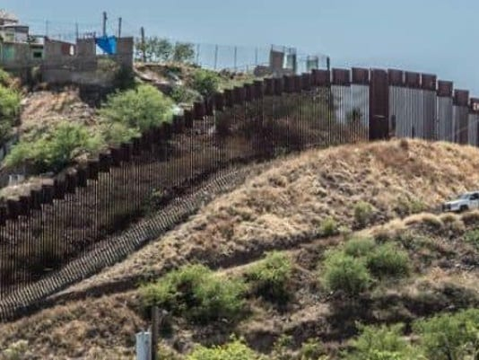 Border with Mexico