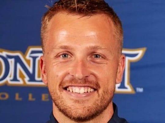 Coach Britten Olinger