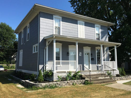 This house at 507 Ohio Ave. in Fremont sold for $112,000 on July 3, 2018.