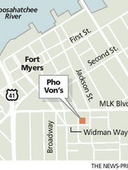 Pho Von, 2241 Widman Way Fort Myers, FL 33901