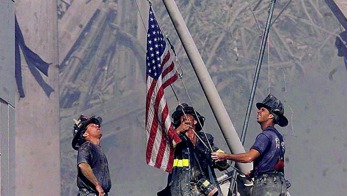 from 9 11 to now how america At least 7 of the 9/11  but investigators now wonder whether there is a more sinister explanation  we do know who they intended america to blame for the attacks.