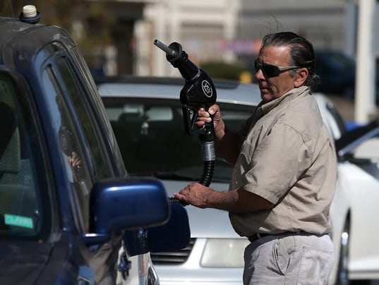 US Gas Prices Rise For 35 Consecutive Days