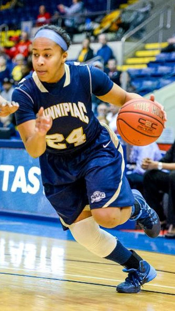 Quinnipiac guard Jasmine Martin earns player of the week honors