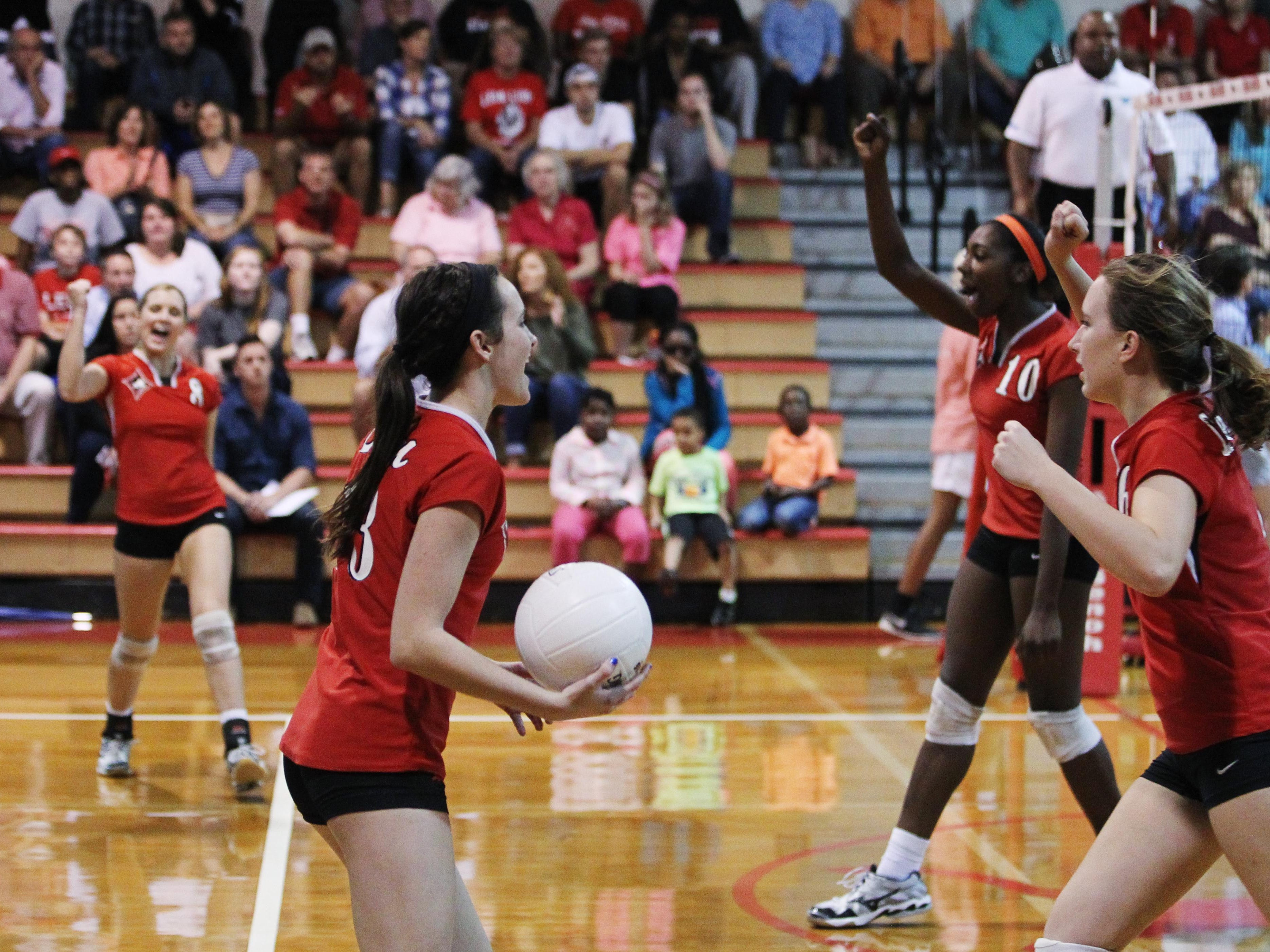 The Leon volleyball team made it as far as the Class 7A state semifinals before exiting with a 3-2 loss to Tampa Plant.