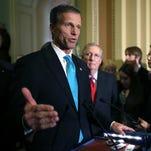 Poll: Thune among most popular Senate incumbents