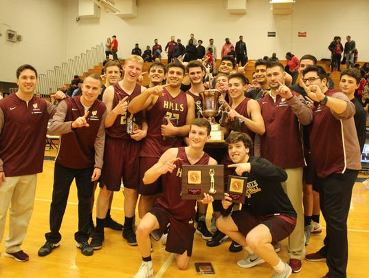 Wayne Hills boys basketball