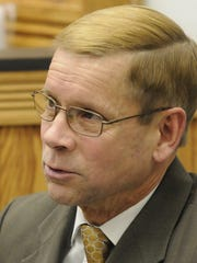 Attorney Len Kachinsky of Fox Crossing was visited