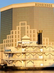 The Horseshoe Casino in Bossier City