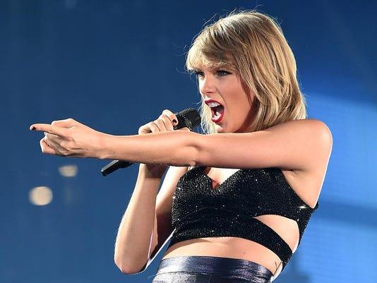 Taylor Swift The 1989 World Tour Live In Philadelphia - Night 2