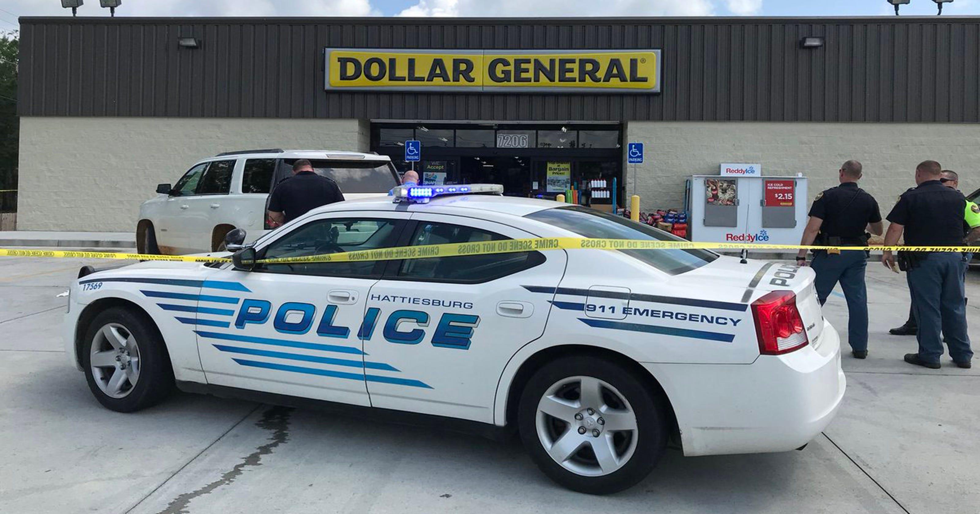 Hattiesburg police pursue stolen vehicle, suspect previously