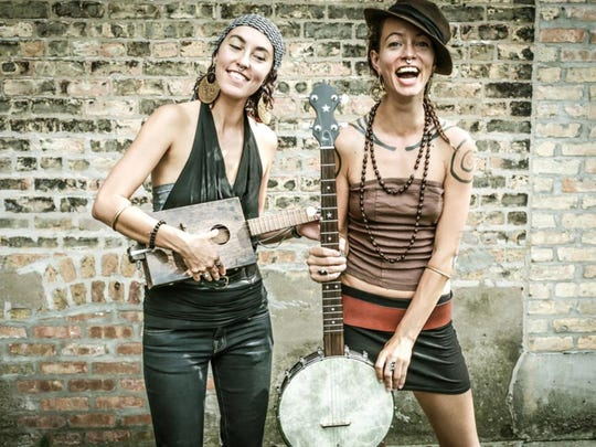 Rising Appalachia performs Sunday at Willow Crossing