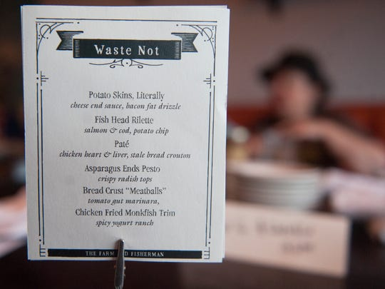 The third semi-annual #WasteNot community conversation,