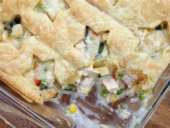 Chicken Puff Pastry Pot Pie is one of Cream City Casseroles'