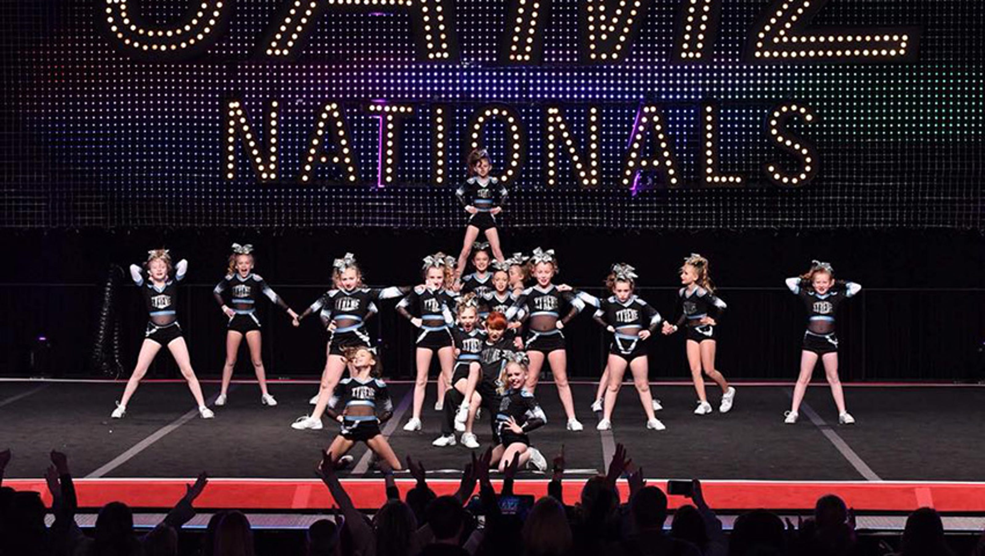 Tennessee Cheer Team Wins National Championship