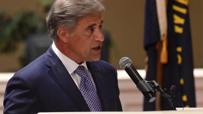 Mayor Bill Saffo said Wilmington's Rise Together Initiative aims to address social justice issues and bring the city together.