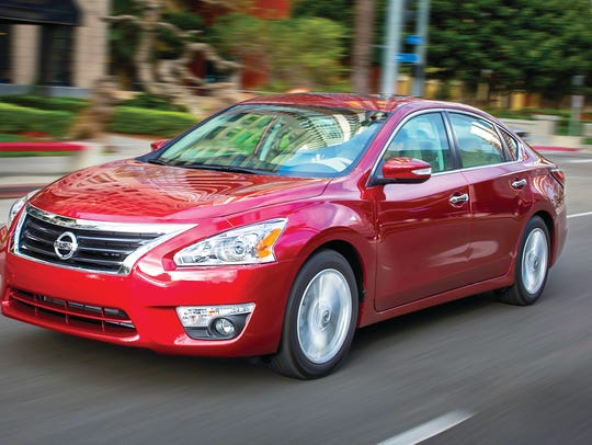 Nissan Altima: As the cornerstone of Nissan's dynamic