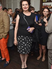Sean Young, seen here at a 2014 screening, says Harvey