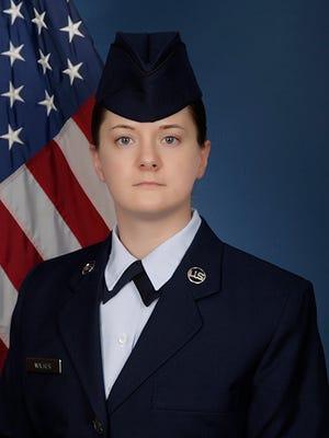 U.S. Air ForceAirman 1st Class Kendra S. Walker