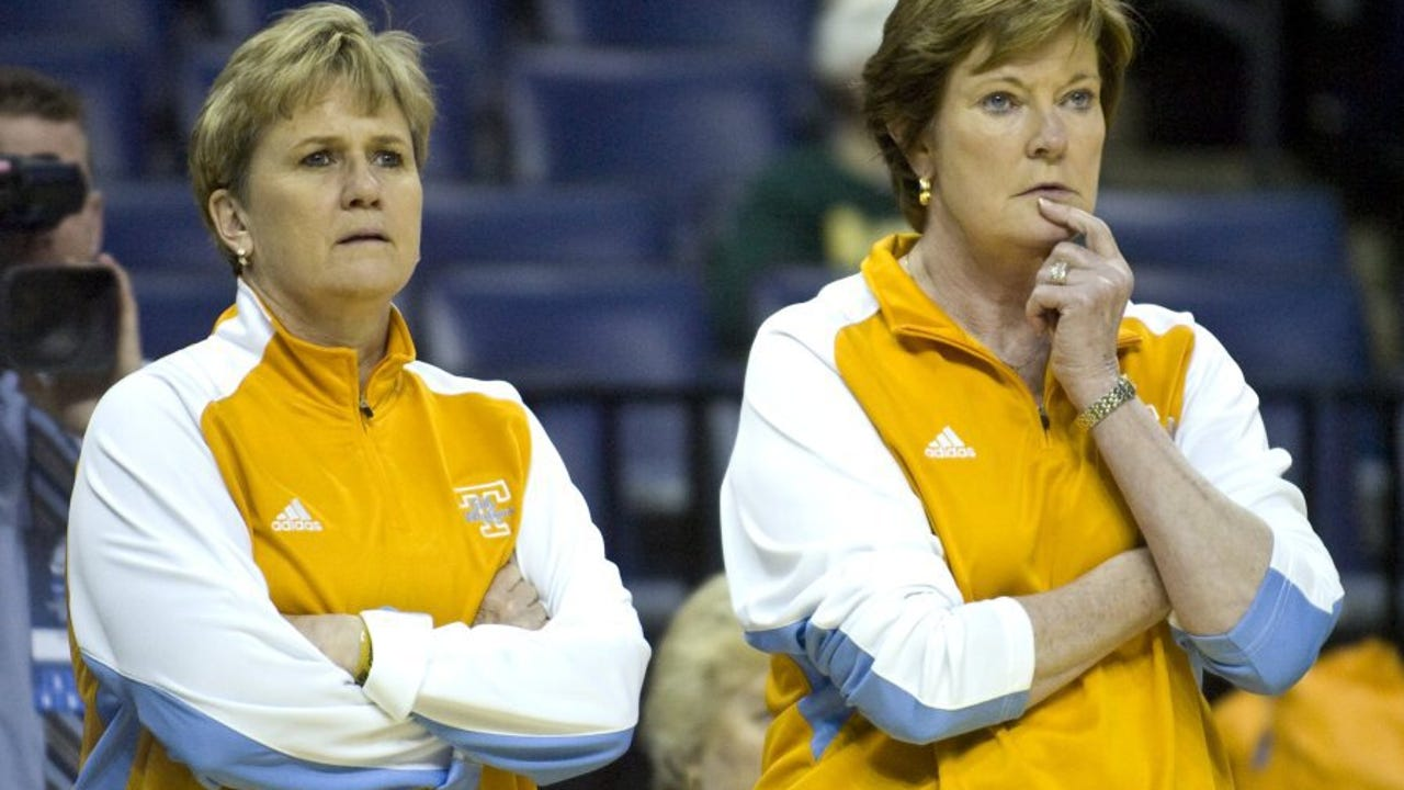Holly Warlick's time for reflection