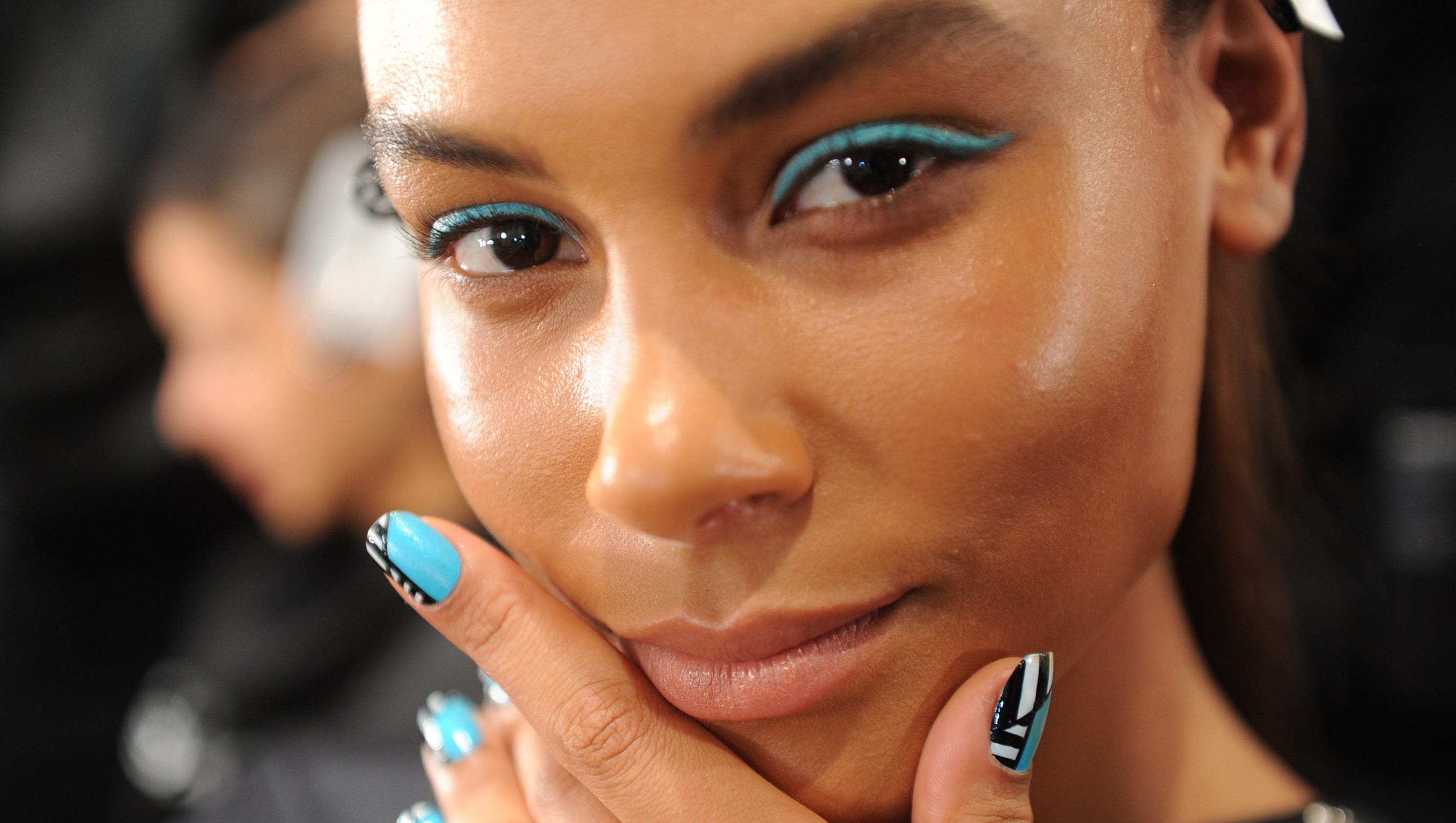 See the best nail art from New York Fashion Week