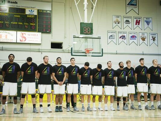 Maine vs. Vermont Men's Basketball 02/01/17