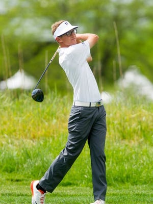 Evansville native Dylan Meyer, the reigning Big Ten Player of the Year at Illinois, is competing in his second PGA Tour event this week at the Valspar Championship in Florida.