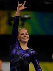 Shawn Johnson was in a very similar situation to Laurie
