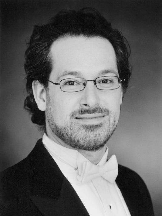 Lipskar appointed Interim Conductor PHOTO CAPTION