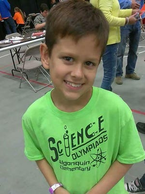 Michael Messenger, 12, died Jan. 11, 2018, after developing flu-like symptoms.