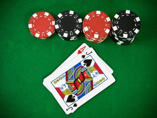 Blackjack: Blackjack is very popular game that many