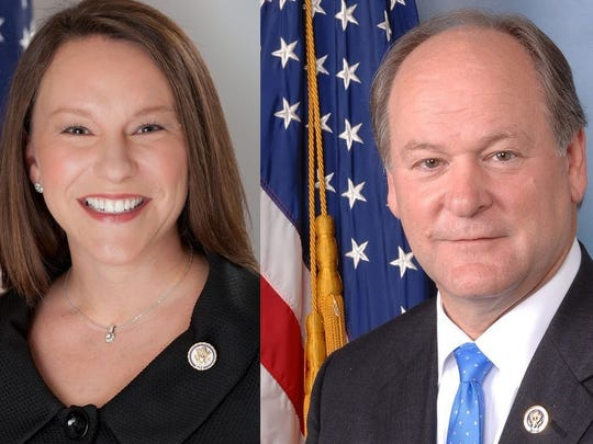 Rep. Martha Roby and former Rep. Bobby Bright will