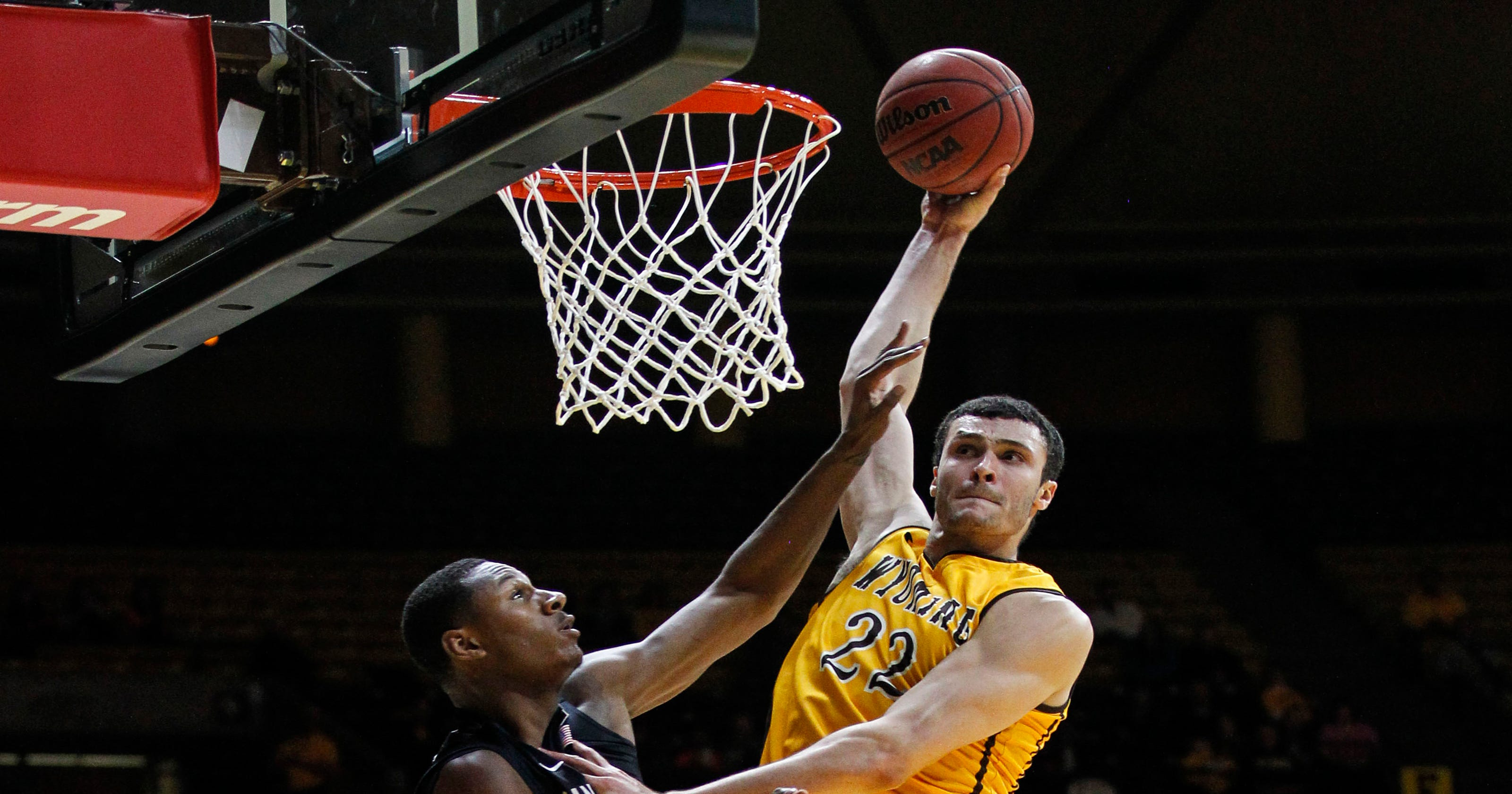 Wyoming's Larry Nance Jr  grows beyond a disease's constraints