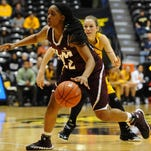 Chelsea Tieul scored a career-high 21 points to lead ULM to the win over SLU.