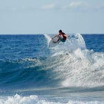 Robinson to surf in Australia for junior title