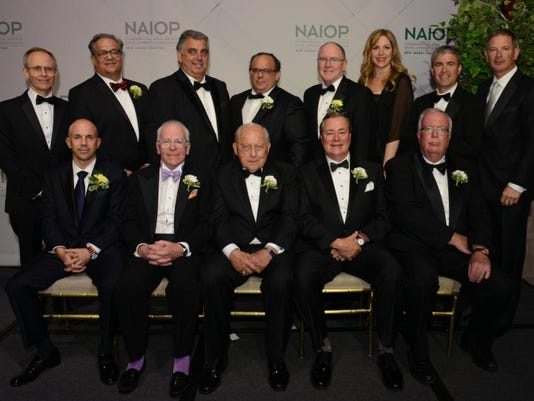 Annual gala honors commercial real estate leaders PHOTO CAPTION