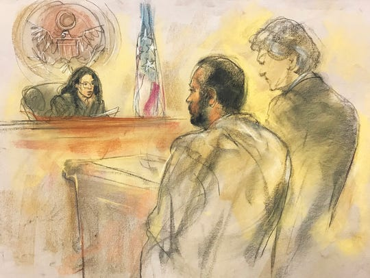 Ibraheem Musaibli of Dearborn is arraigned in federal