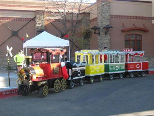 Whether it's by boat, plane or train, find a way to get to the annual Ruidoso Christmas Jubilee.