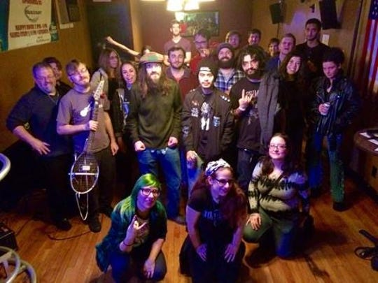 The Court Tavern's first-ever Musician/Band/Artist Meet-Up was so successful, it will continue on Dec. 10 as a monthly event.